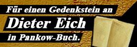 Niemand ist vergessen! Initiative im Gedenken an Dieter Eich